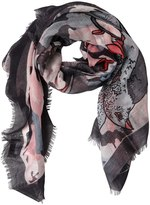 Zadig & Voltaire Printed Modal Scarf