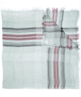 Faliero Sarti plaid scarf - women - Modal - One Size
