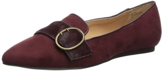Ellen Tracy Women's Fig Flat