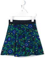Kenzo 'Shadow Flowers' skirt - kids - Viscose - 6 yrs