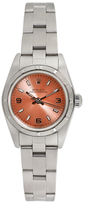 Rolex Vintage Ladies Oyster Perpetual Stainless Steel Watch, 25mm