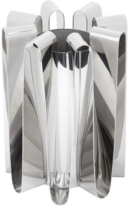 Georg Jensen Frequency Stainless Steel Large Vase (22cm)