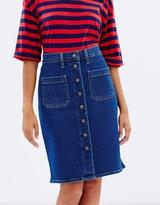 Levi's 501 Skirt
