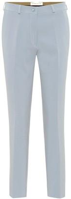 Etro High-rise cigarette pants