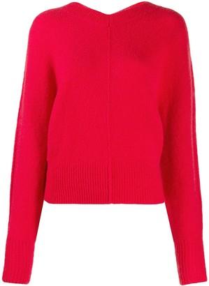Isabel Marant oversized knitted sweater