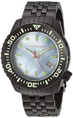 evo Aragon Men's Automatic Stainless Steel Strap