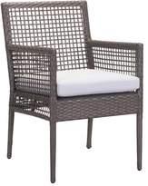 Apt2B El Sol Outdoor Dining Chair - Set of 2 COCOA/GREY
