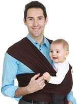 Moby Wrap Baby Carrier in Chocolate