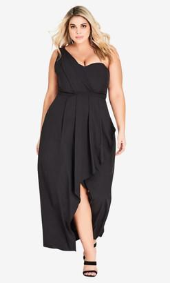 City Chic Allure Maxi Dress