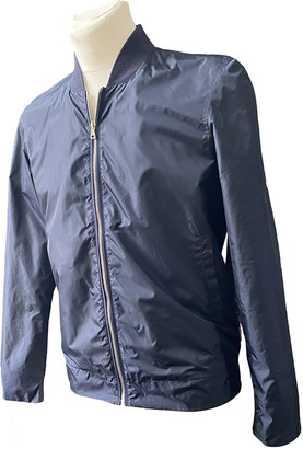Orlebar Brown Navy Polyester Jackets
