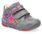 Geox Toddler Girl's 'New Balu' Sneaker
