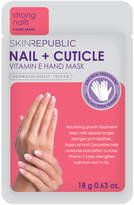 Skin Republic Nail and Cuticle Keratin Hand Mask 18g