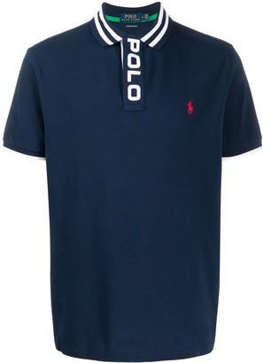 Polo Ralph Lauren Short Sleeve Logo Polo Shirt