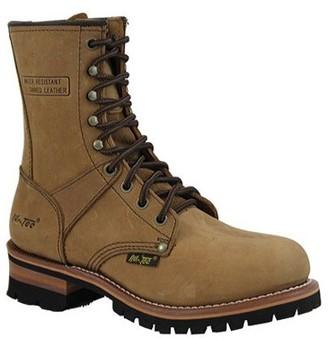 "AdTec Women's 2427 9"" Soft Toe Logger Boot"