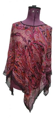 Charlotte Sparre Multicolour Silk Top for Women