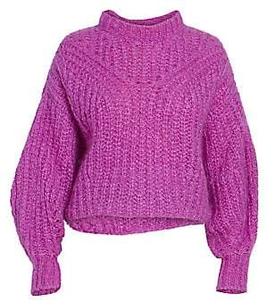 Isabel Marant Women's Inko Cable-Knit Sweater