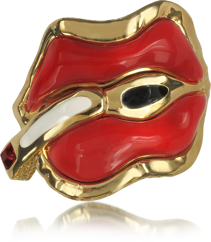 DSQUARED2 Treasures Metal and Resin Cuff