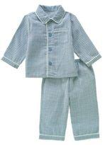 Janie and Jack Plaid Flannel Pajama Set