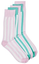 Topman Men's Stripe Socks