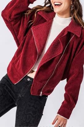 Hyfve Side Zip-Up Jacket