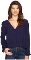 Brigitte Bailey Eletta Long Sleeve Top