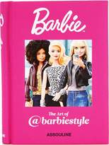 Assouline The Art Of @barbiestyle By Barbie Book -Pink