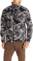 Columbia Men's Steens Mountain Printed Full Zip Fleece Jacket