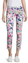 Lilly Pulitzer UPF 50+ Weekender Cropped Leggings