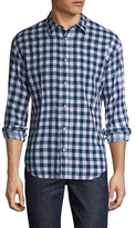 Scotch & Soda Fresh Summer Checkered Sportshirt