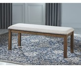 Laurèl Hillary Upholstered Bench Foundry Modern Farmhouse