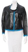 Helmut Lang Reversible Leather Jacker