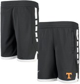 Nike Youth Anthracite Tennessee Volunteers Elite Shorts