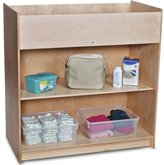 Foundations 1673047 Changing Table - Natural