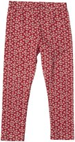 Winter Water Factory Tights (Toddler) - Red/Pink-3T