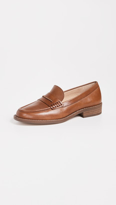 Madewell The Elinor Loafers