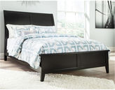 Signature Design by Ashley Braflin Sleigh Bed