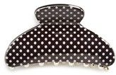 Tasha Pin Dot Jaw Hair Clip