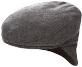 Etoile Isabel Marant Ells flannel wool-blend cap