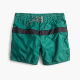J.Crew Birdwell® for board short in dark green