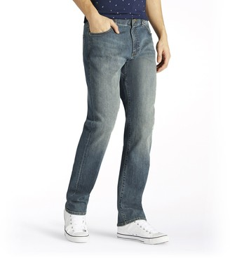 Lee Big & Tall Extreme Motion Athletic-Fit Tapered-Leg Jeans