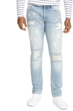 Sun + Stone Men's Hope Slim-Fit Jeans, Created for Macy's