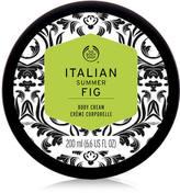The Body Shop Italian Summer Fig Body Cream Moisturizer