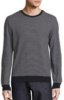 A.P.C. Jeremie Striped Sweatshirt