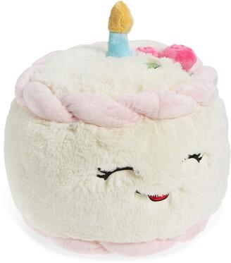 Squishable Kids' Birthday Cake Plush Toy