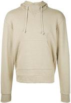 John Elliott - front pocket hoodie - men - Cotton - S