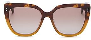 Kate Spade Women's Kiyanna Square Sunglasses, 55mm