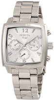 Invicta Women's 12100 Angel Silver Dial Stainless Steel Watch