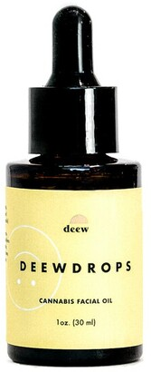 Deew Drops Cannabis Facial Oil