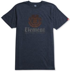 Element Men's Vertical Push Short Sleeve Tee