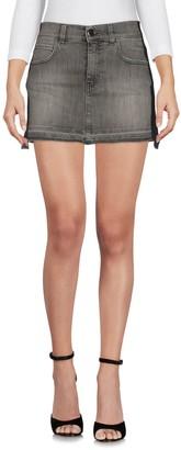 Pinko Denim skirts